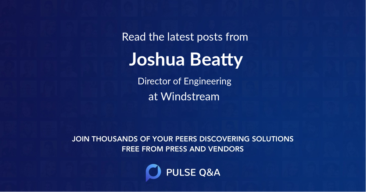 Joshua Beatty
