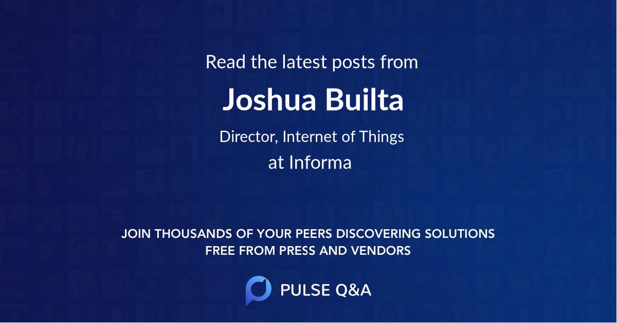 Joshua Builta