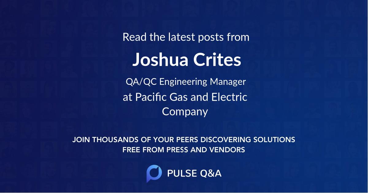 Joshua Crites