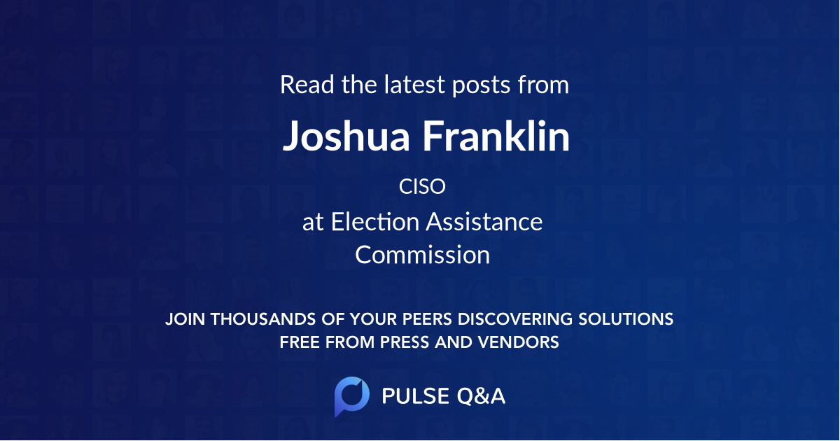 Joshua Franklin