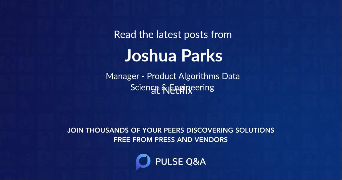 Joshua Parks