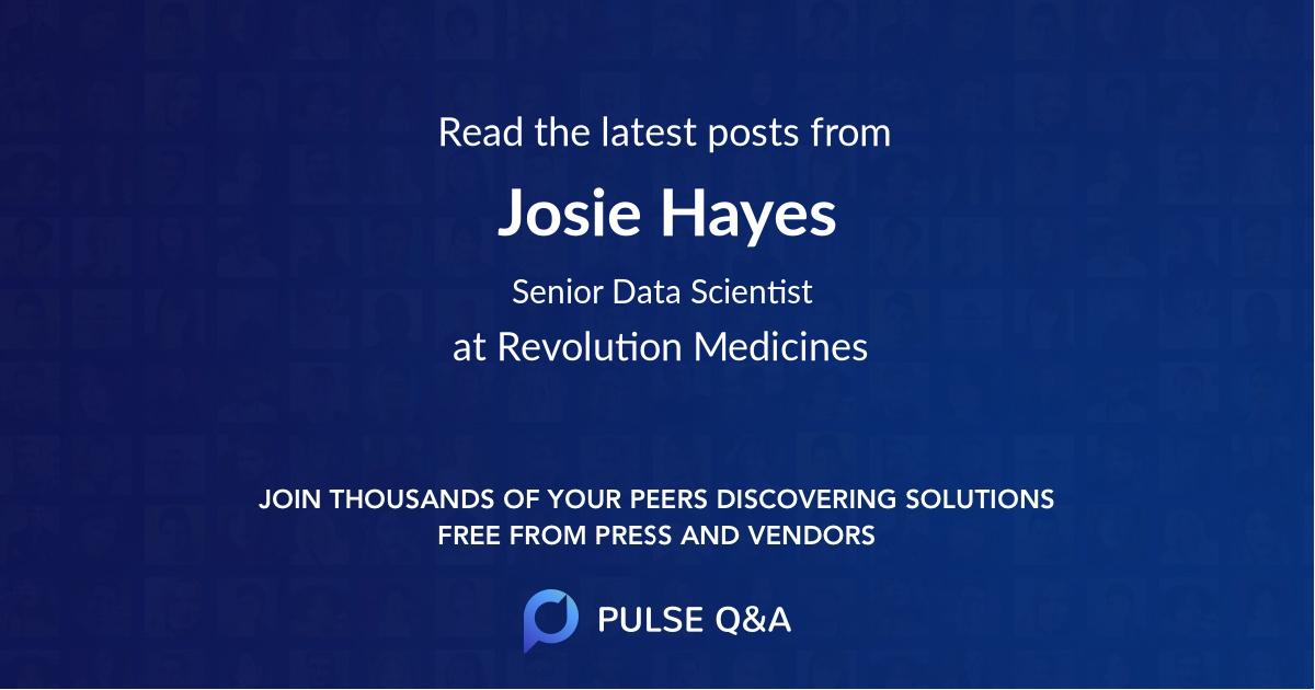 Josie Hayes