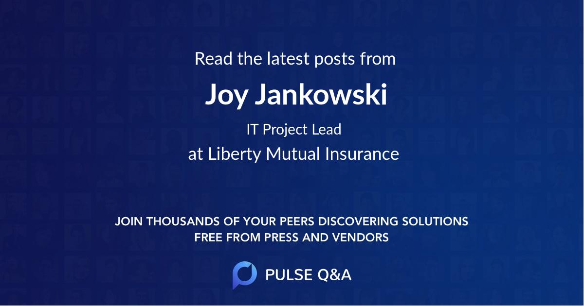 Joy Jankowski