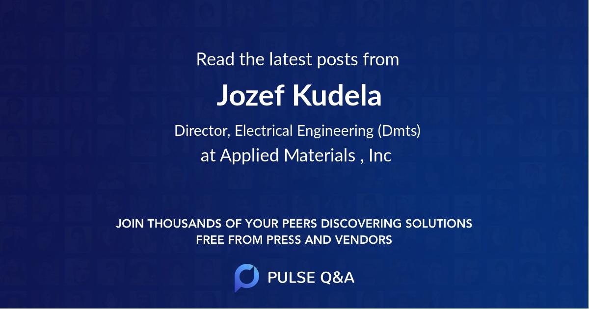 Jozef Kudela