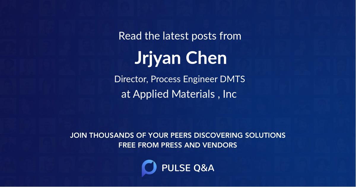 Jrjyan Chen
