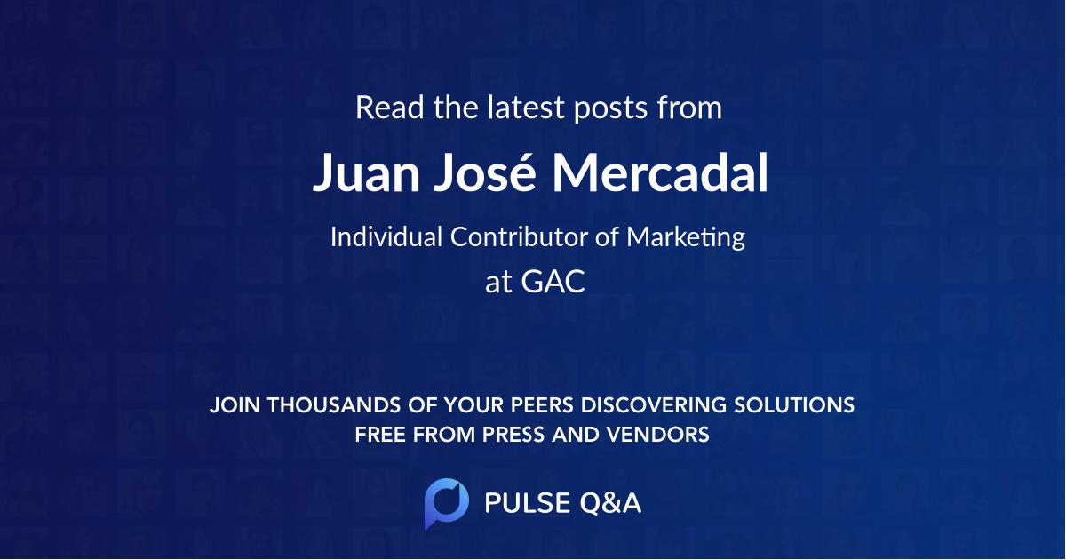 Juan José Mercadal