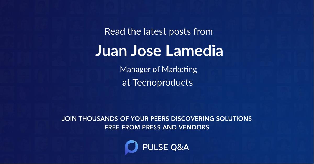Juan Jose Lamedia
