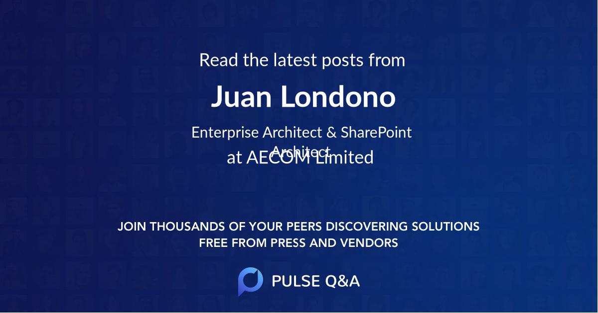 Juan Londono