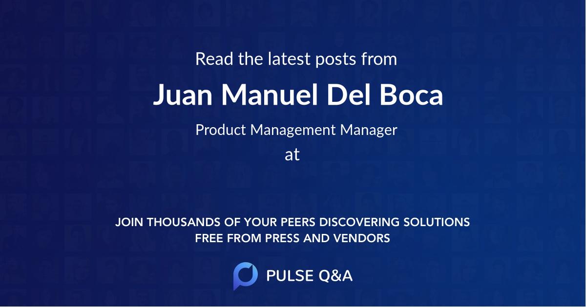 Juan Manuel Del Boca