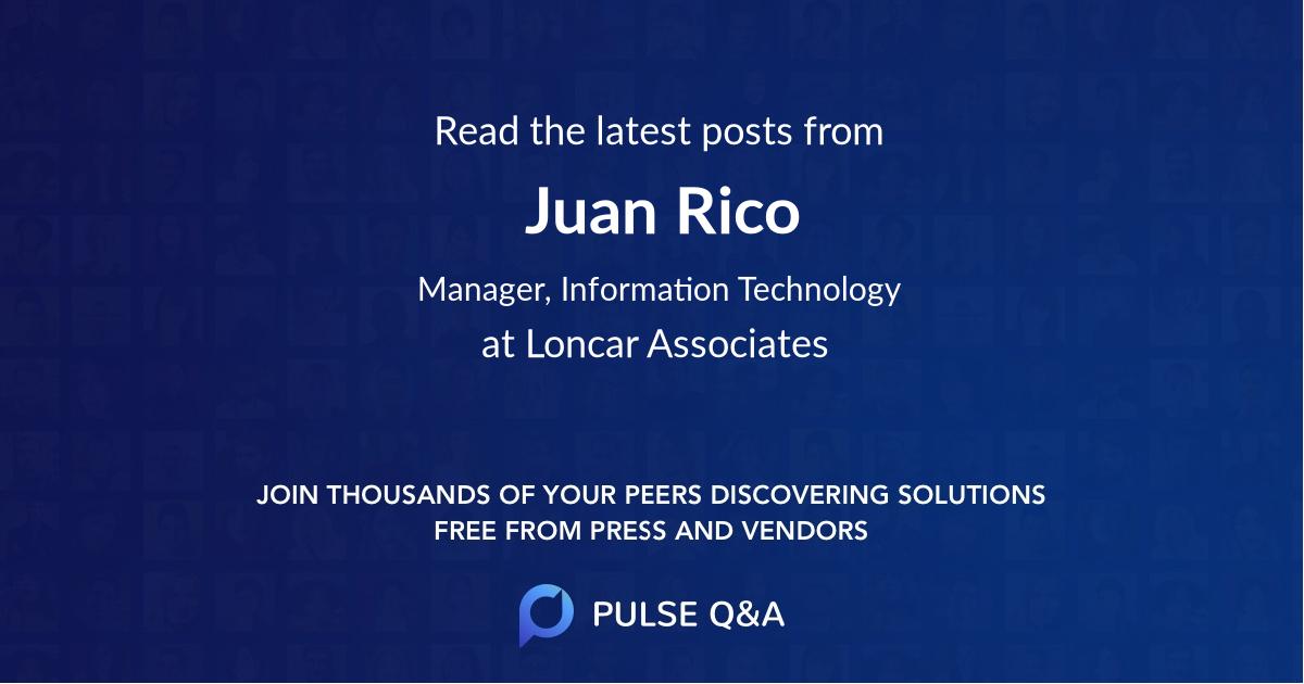 Juan Rico