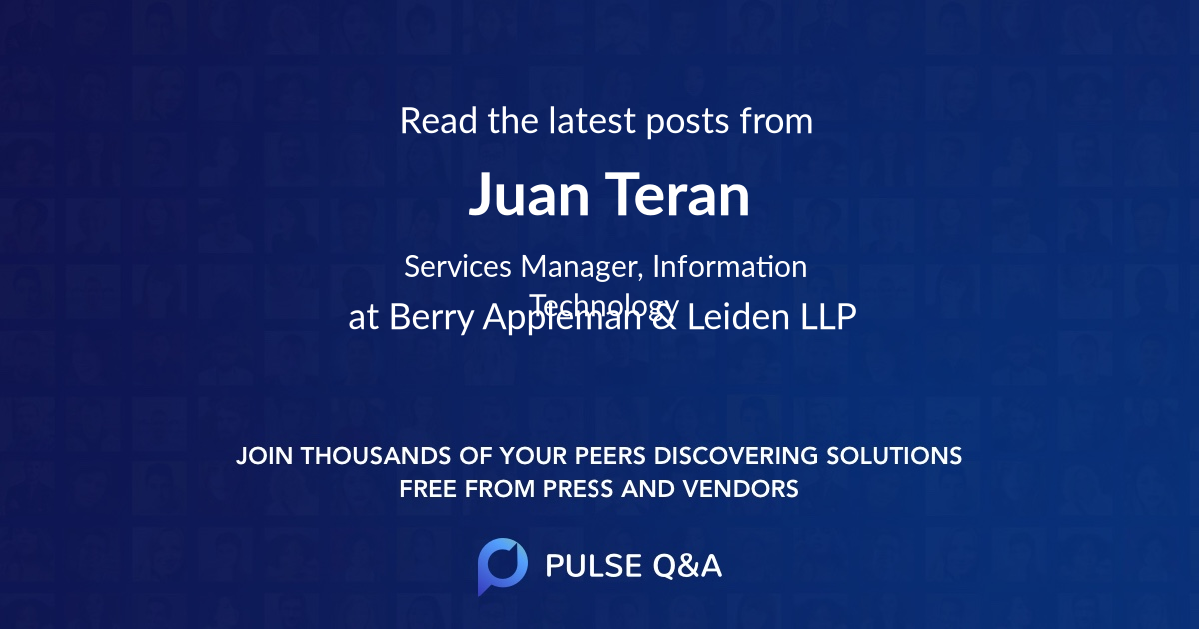 Juan Teran