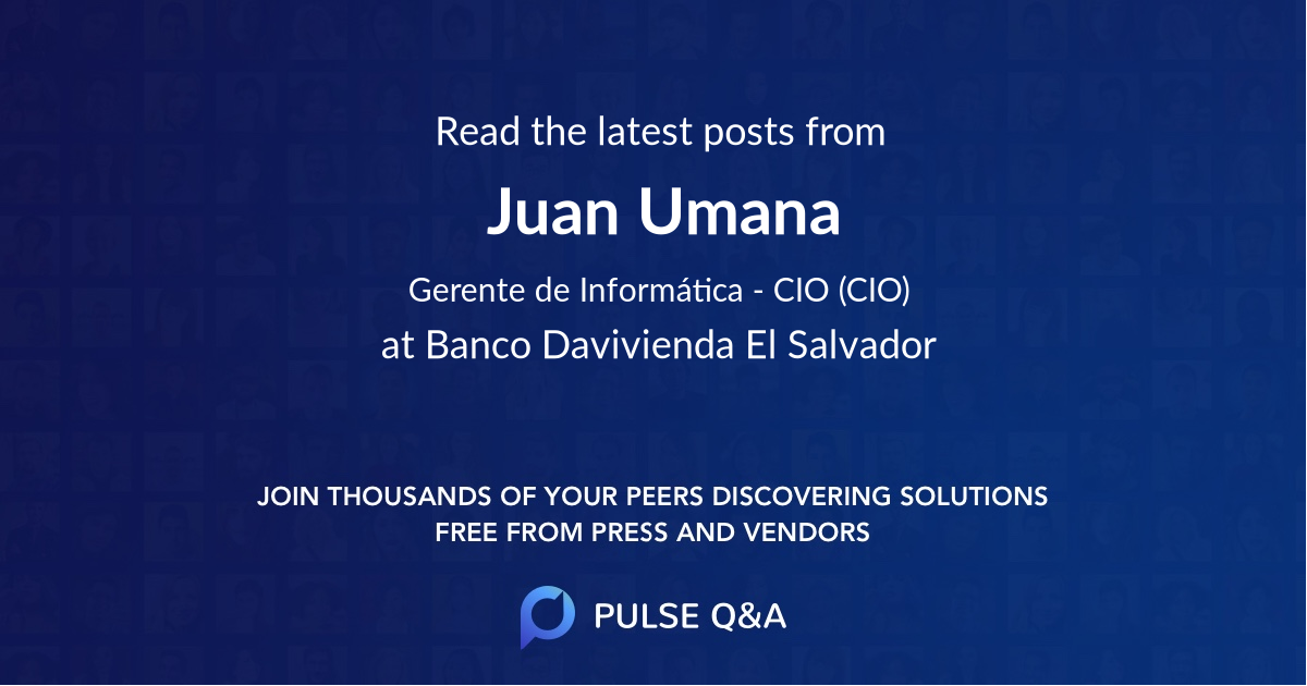 Juan Umana