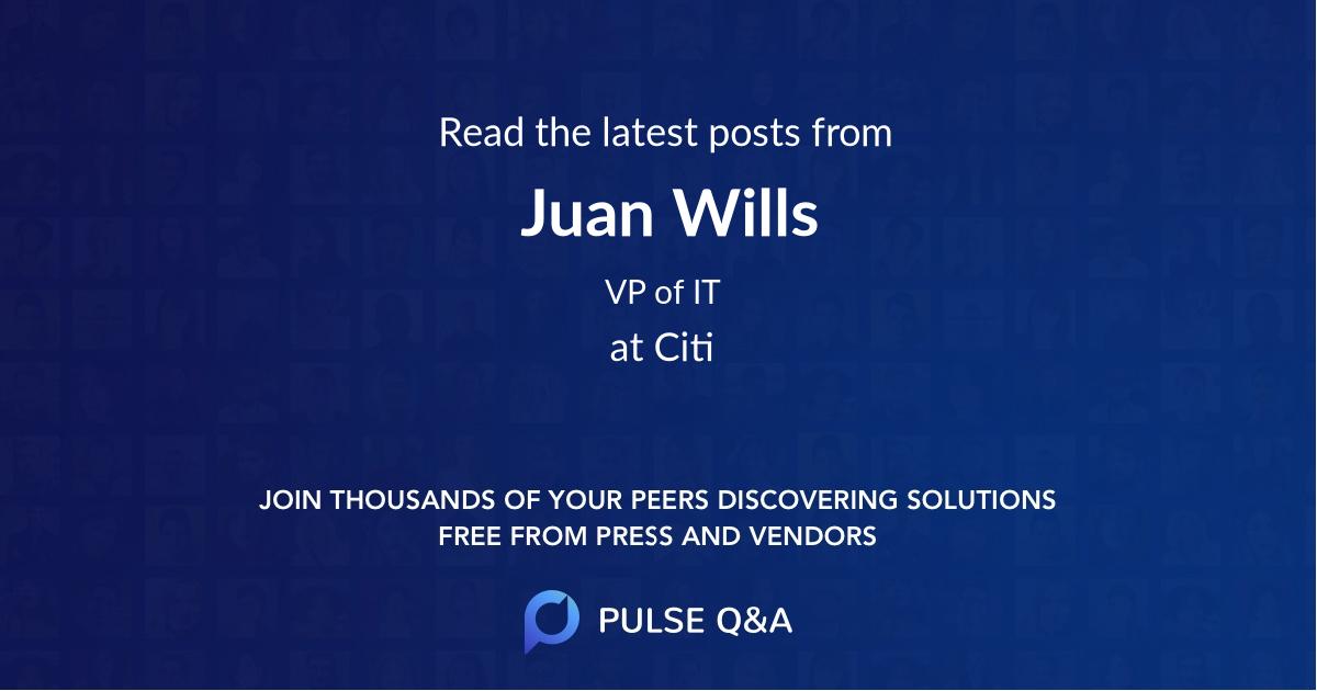 Juan Wills