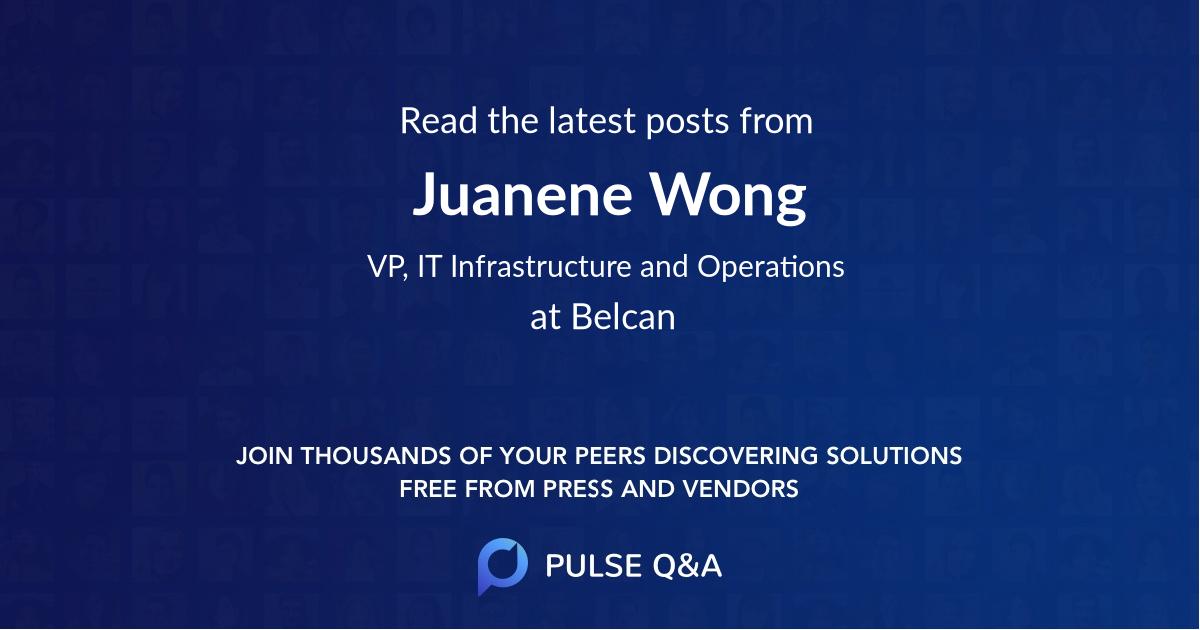 Juanene Wong