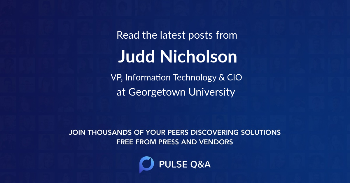 Judd Nicholson