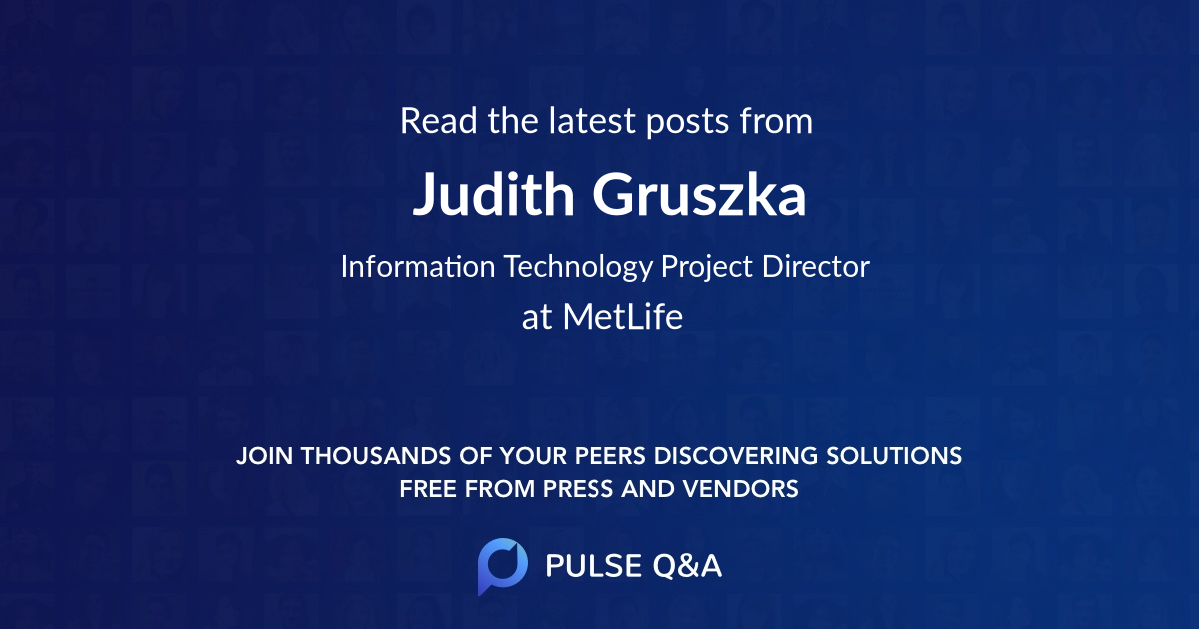 Judith Gruszka
