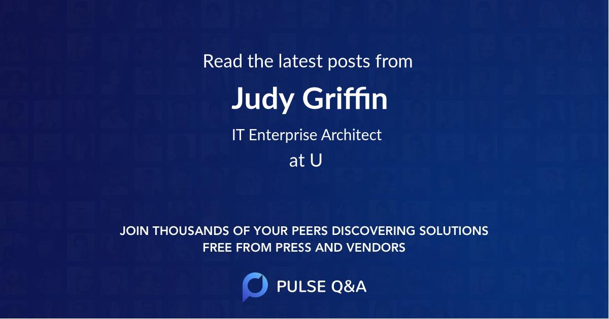 Judy Griffin