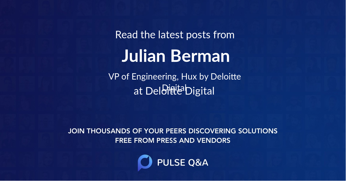 Julian Berman