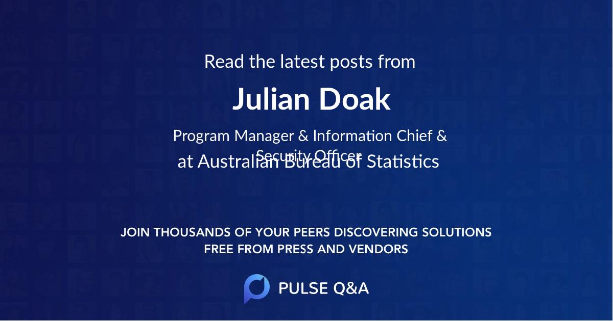 Julian Doak