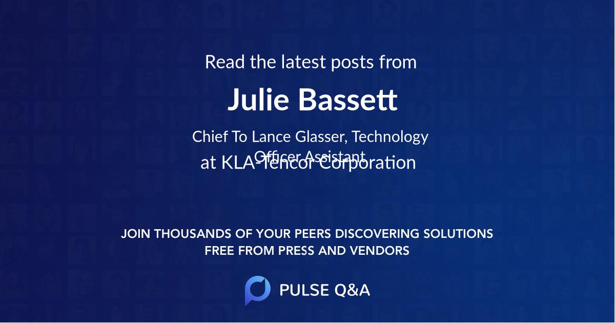 Julie Bassett