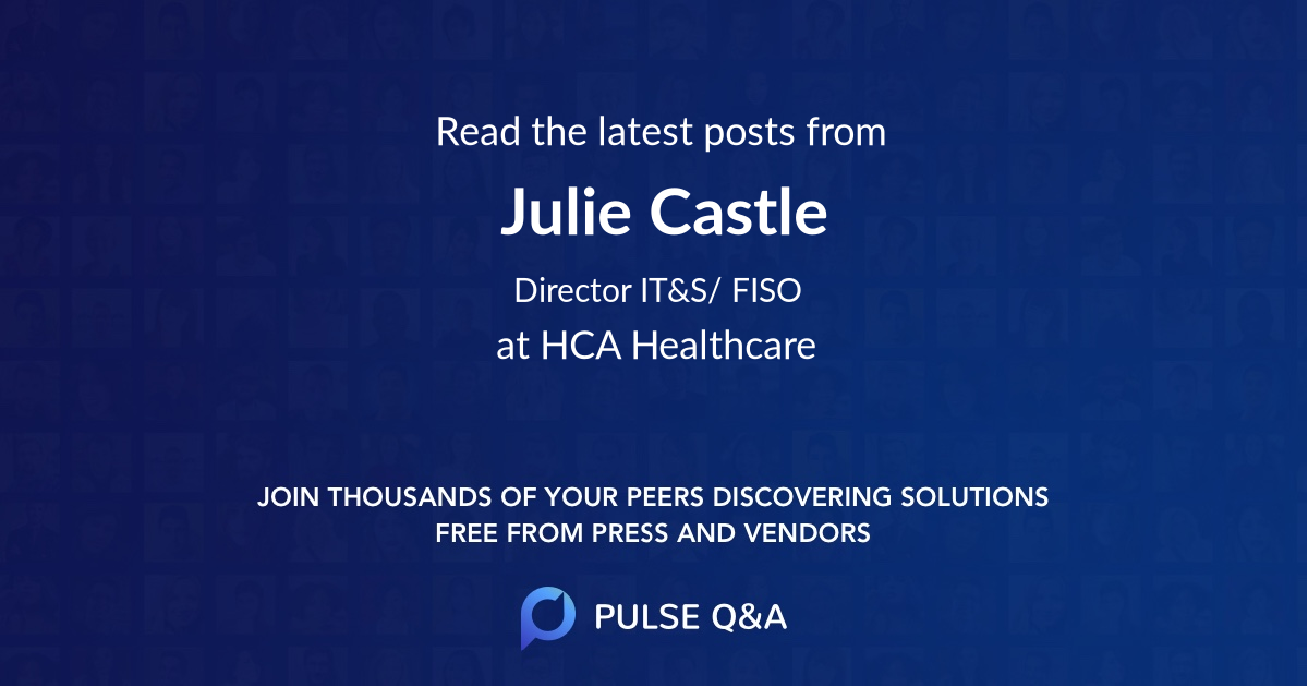 Julie Castle