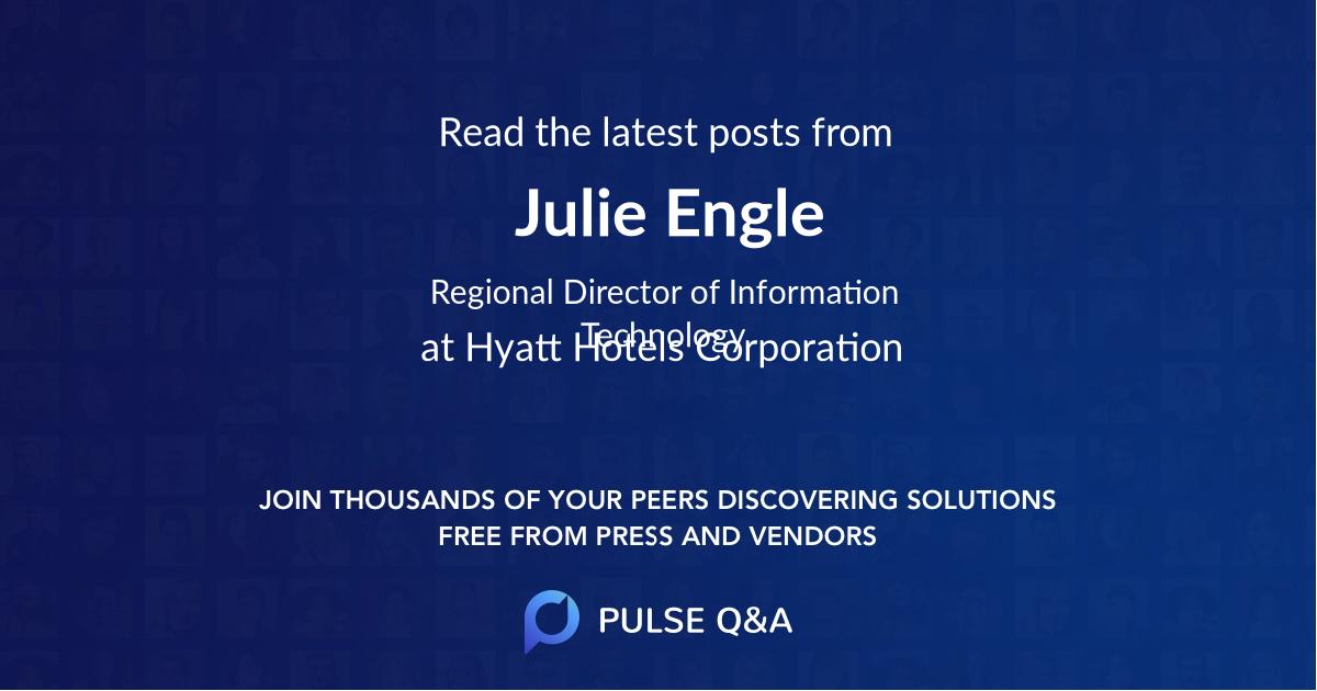 Julie Engle