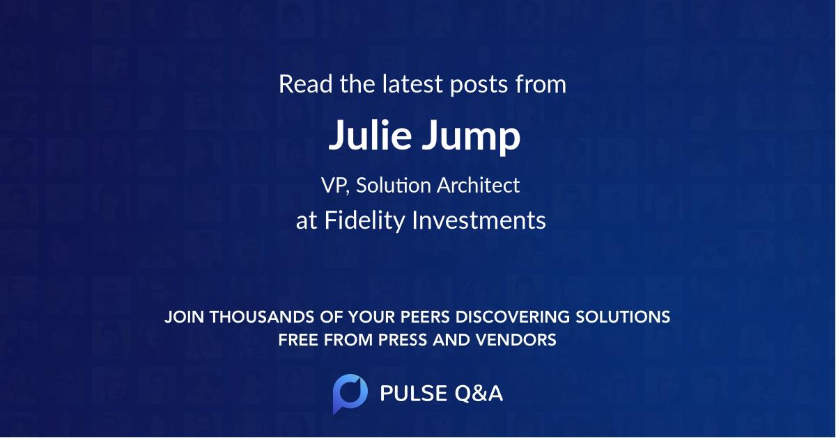 Julie Jump