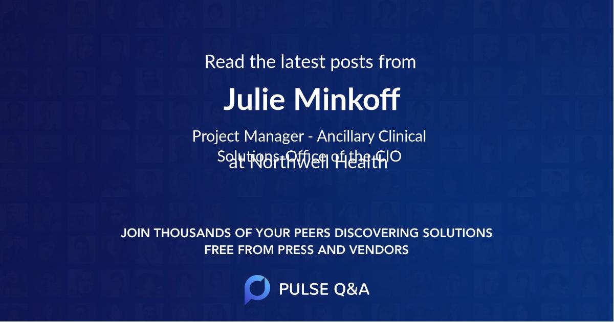 Julie Minkoff