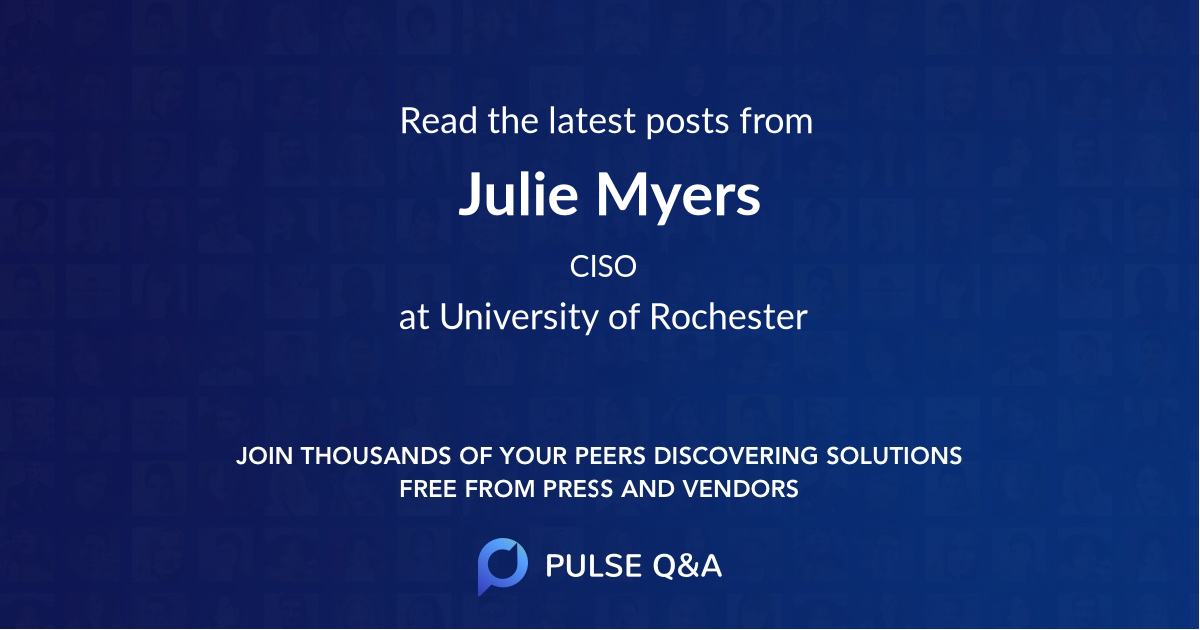 Julie Myers