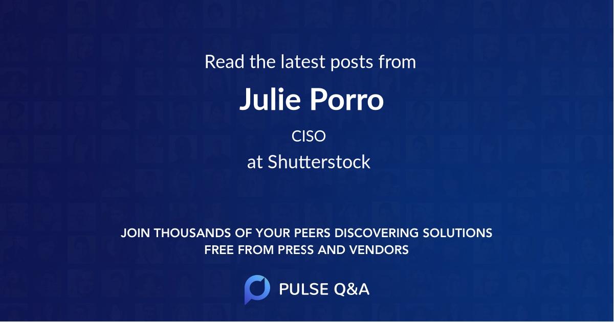 Julie Porro