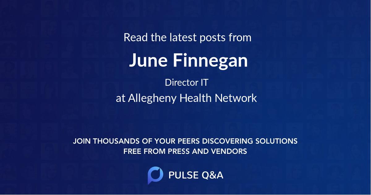 June Finnegan