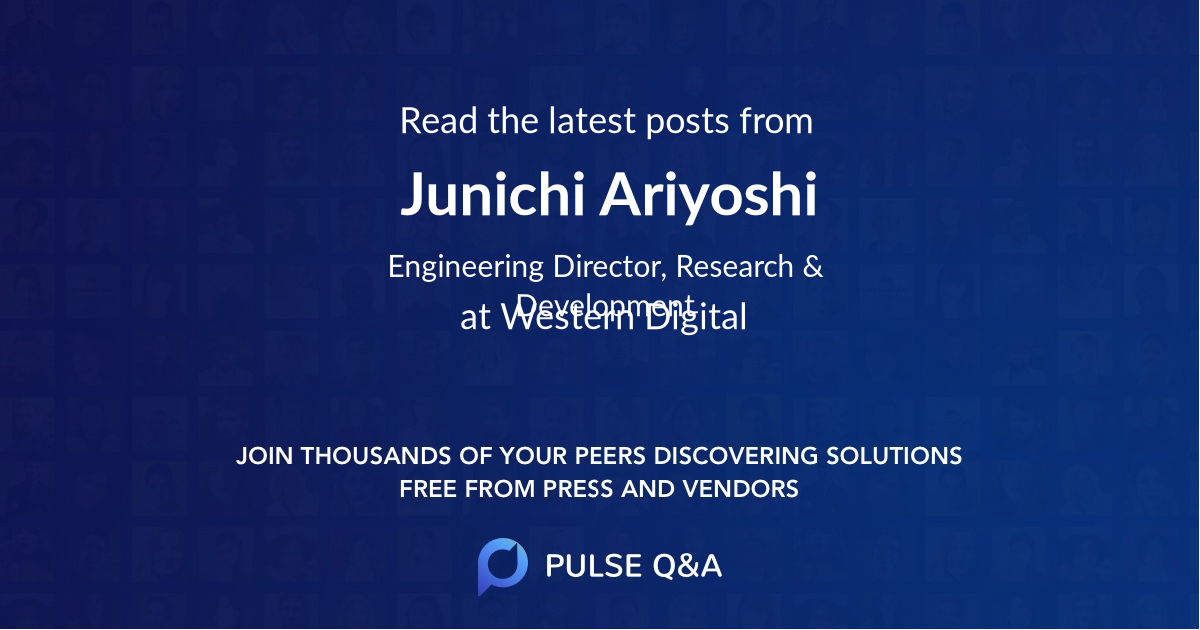 Junichi Ariyoshi