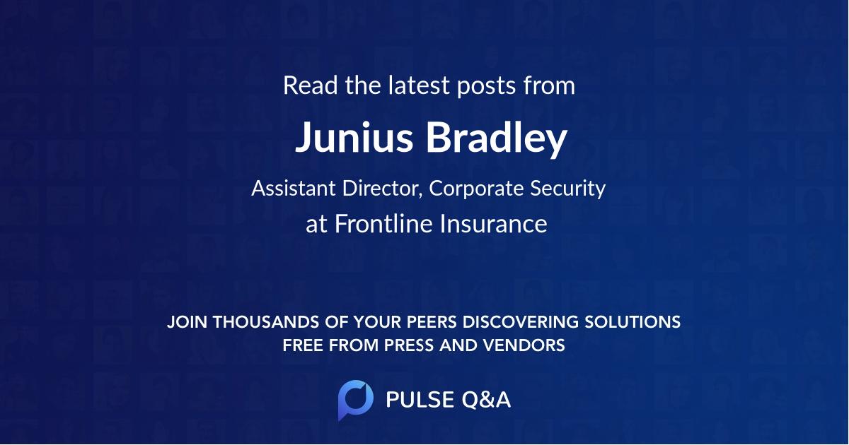 Junius Bradley