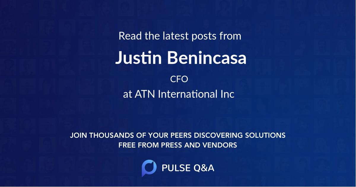 Justin Benincasa