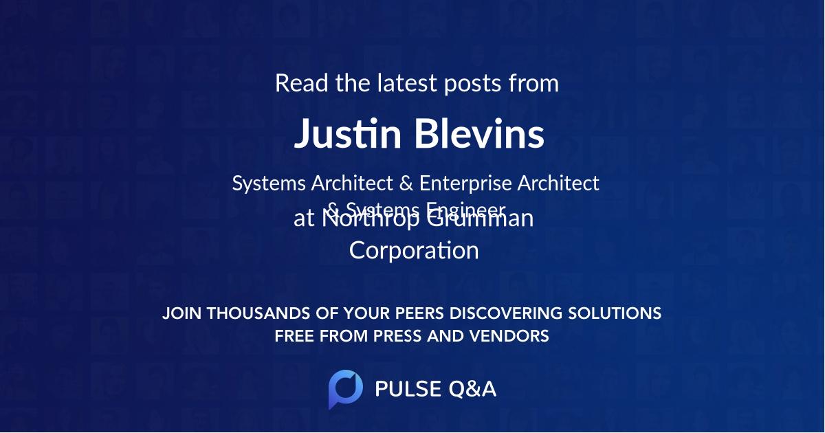 Justin Blevins