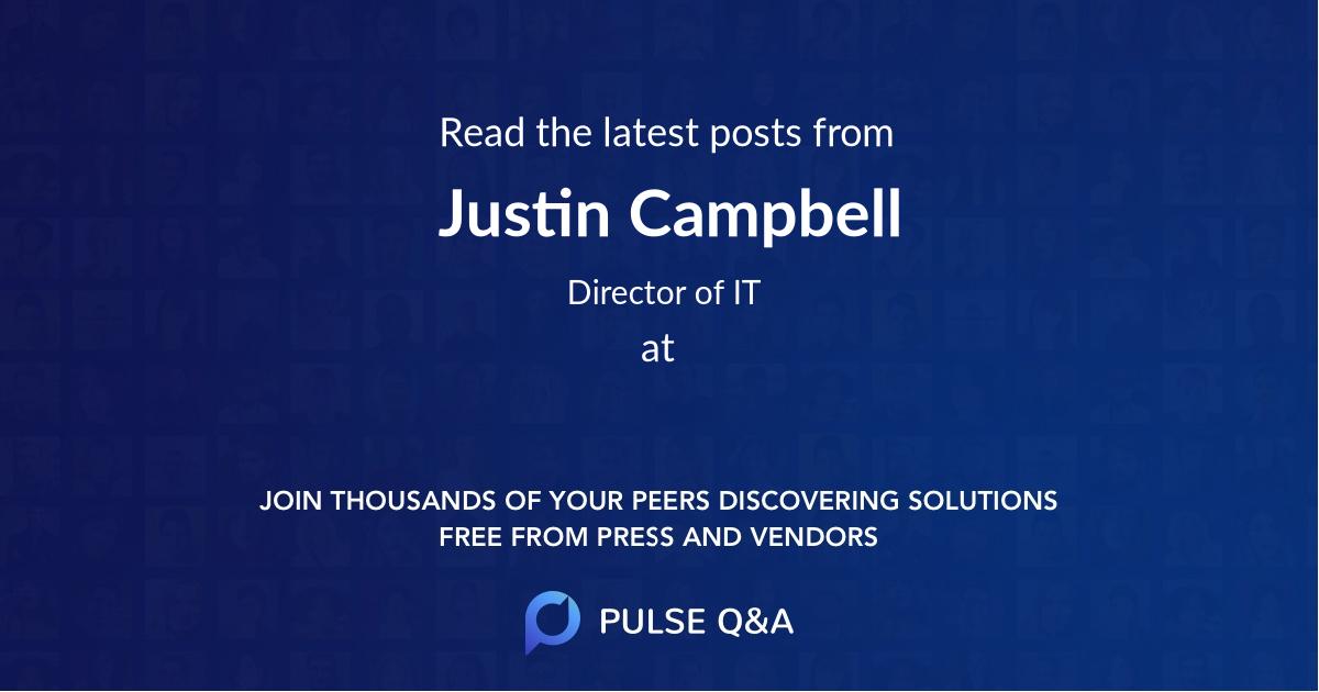 Justin Campbell
