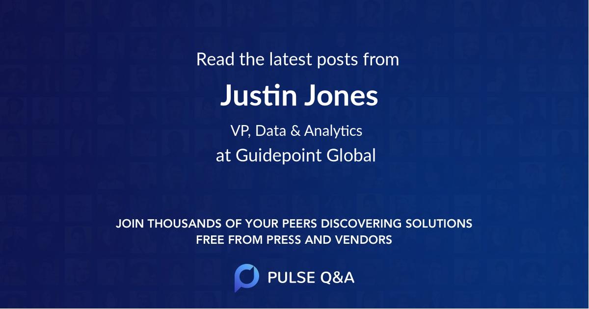 Justin Jones