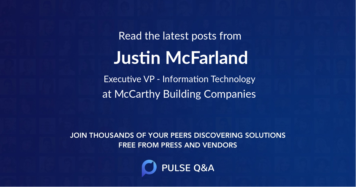 Justin McFarland