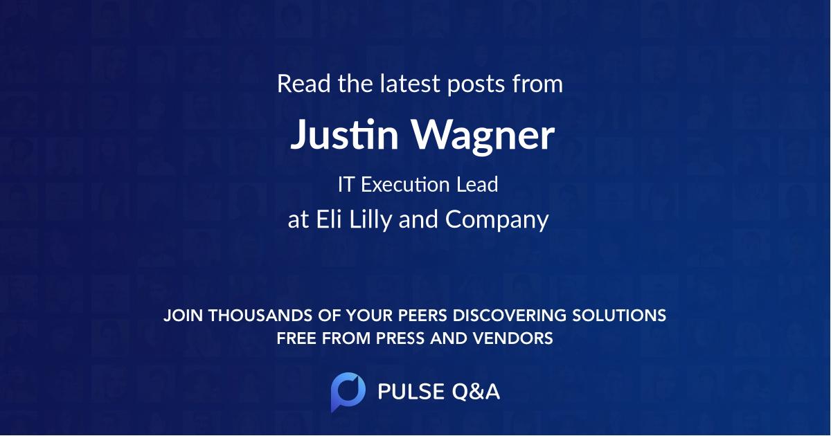 Justin Wagner