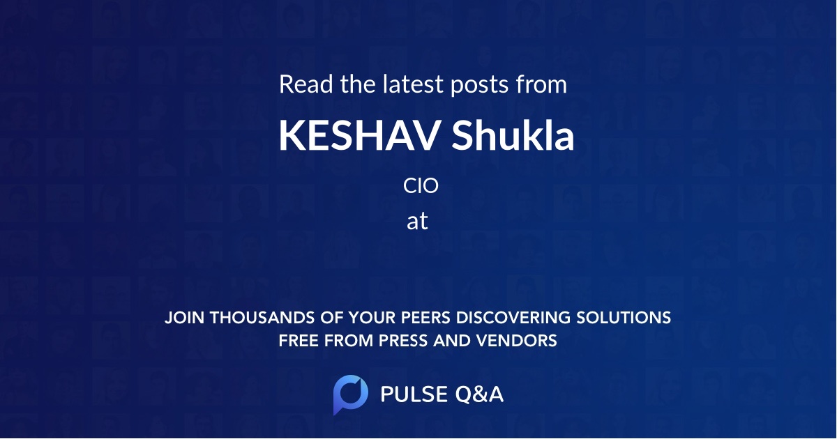 KESHAV Shukla