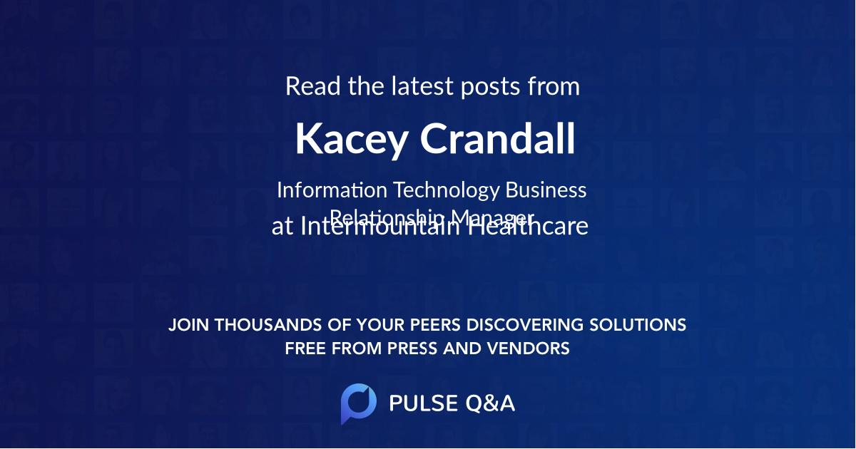 Kacey Crandall