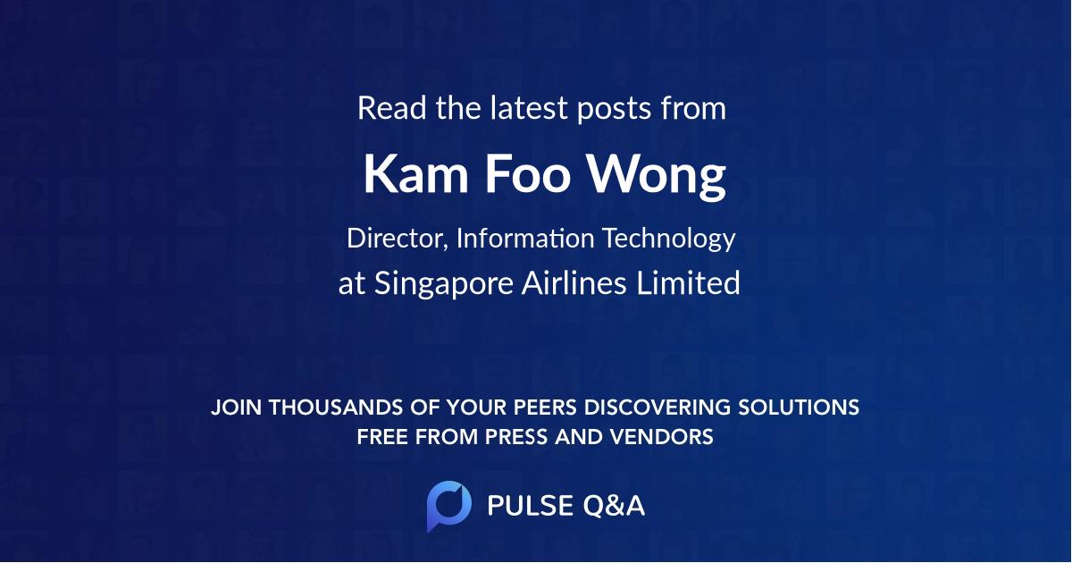 Kam Foo Wong