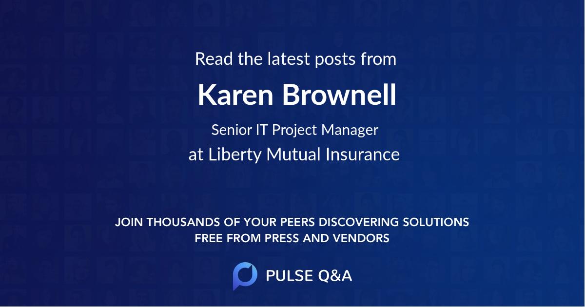 Karen Brownell