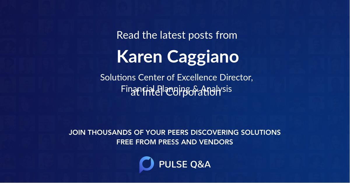 Karen Caggiano
