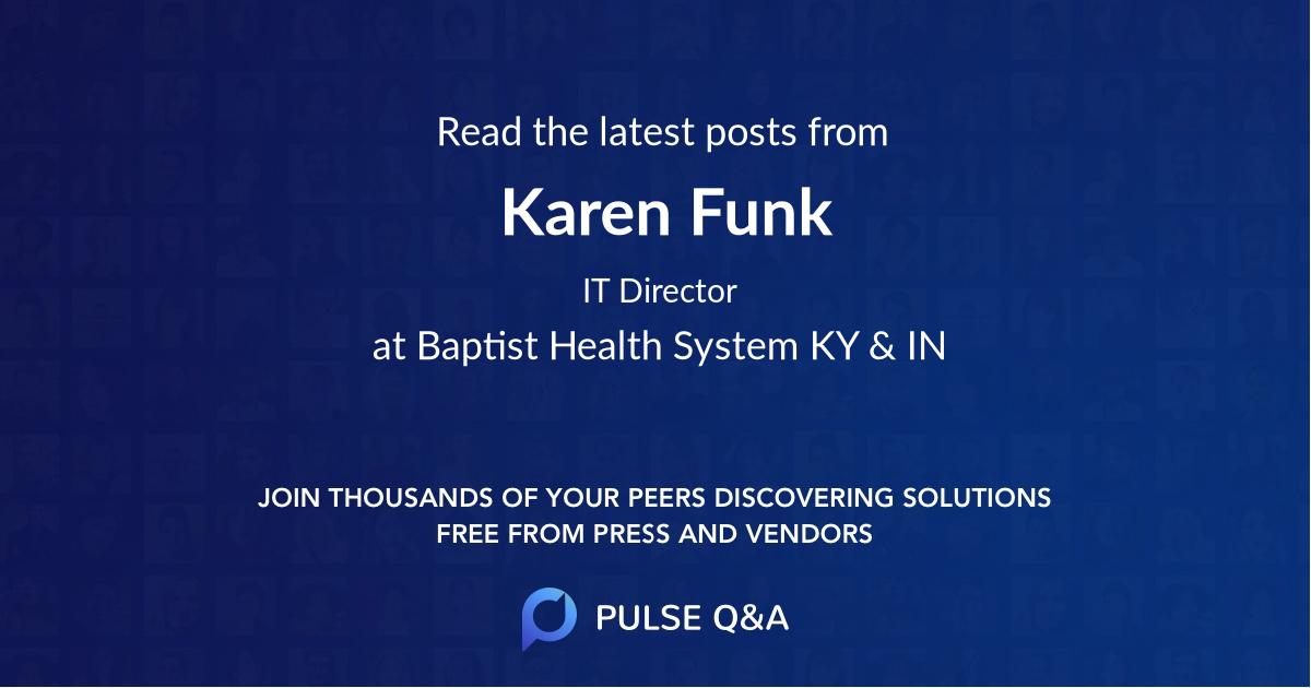 Karen Funk