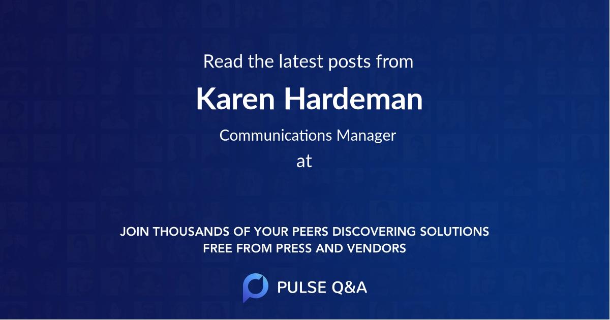 Karen Hardeman