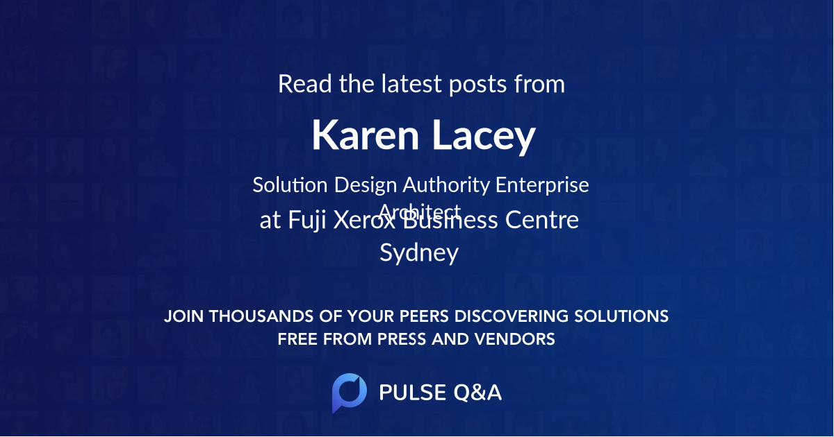 Karen Lacey