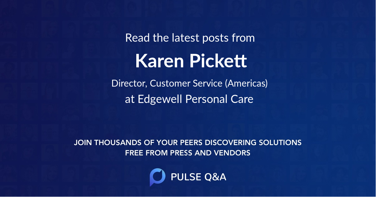 Karen Pickett