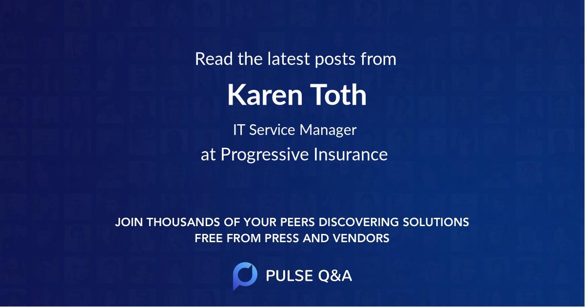 Karen Toth