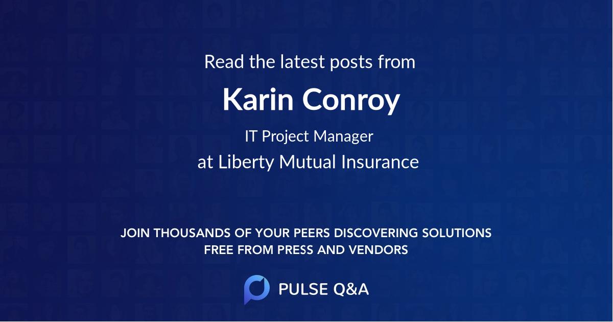 Karin Conroy